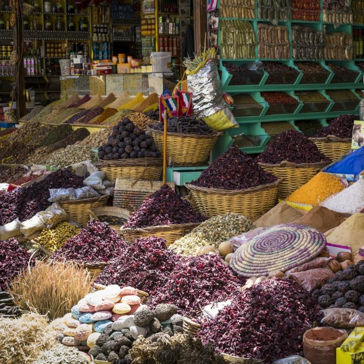 Zrób zakupy w Akabie