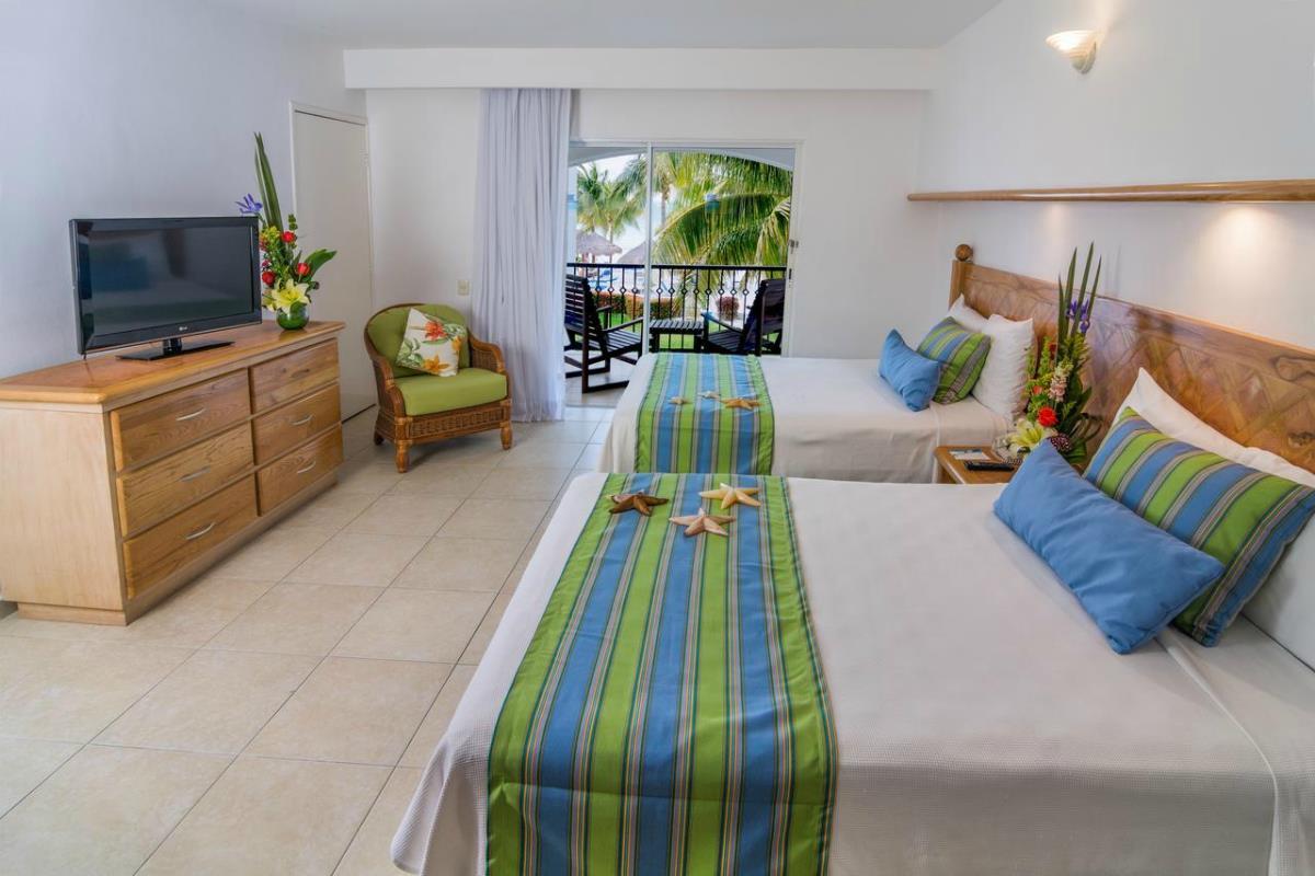 Beachscape Kin Ha Villas & Suites – Pokój Standard