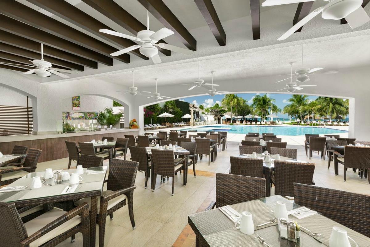 Beachscape Kin Ha Villas & Suites – Restauracja