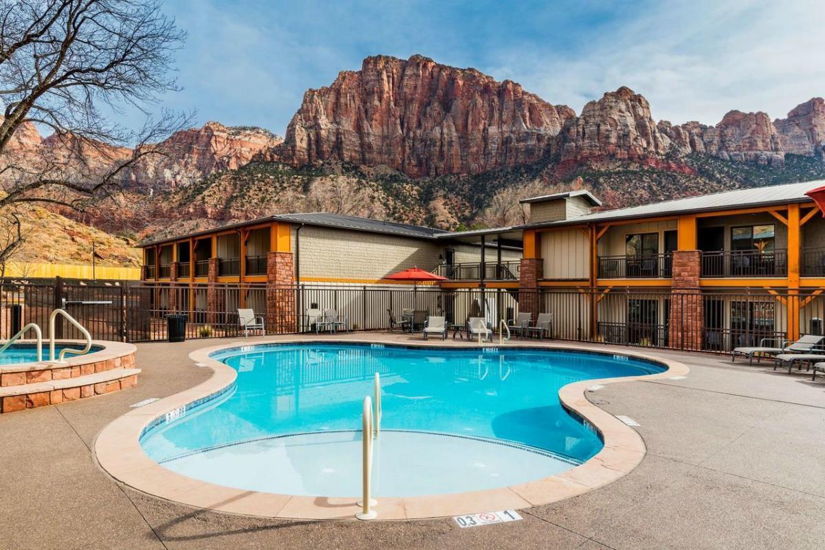 Best Western Plus Zion Canyon Inn – Basen