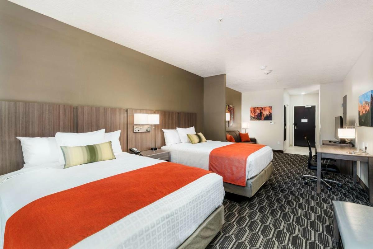 Best Western Plus Zion Canyon Inn – Pokój