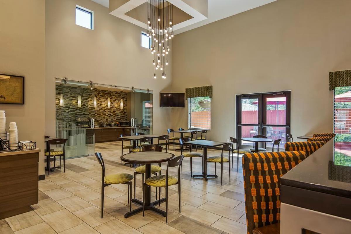 Best Western Plus Zion Canyon Inn – Restauracja