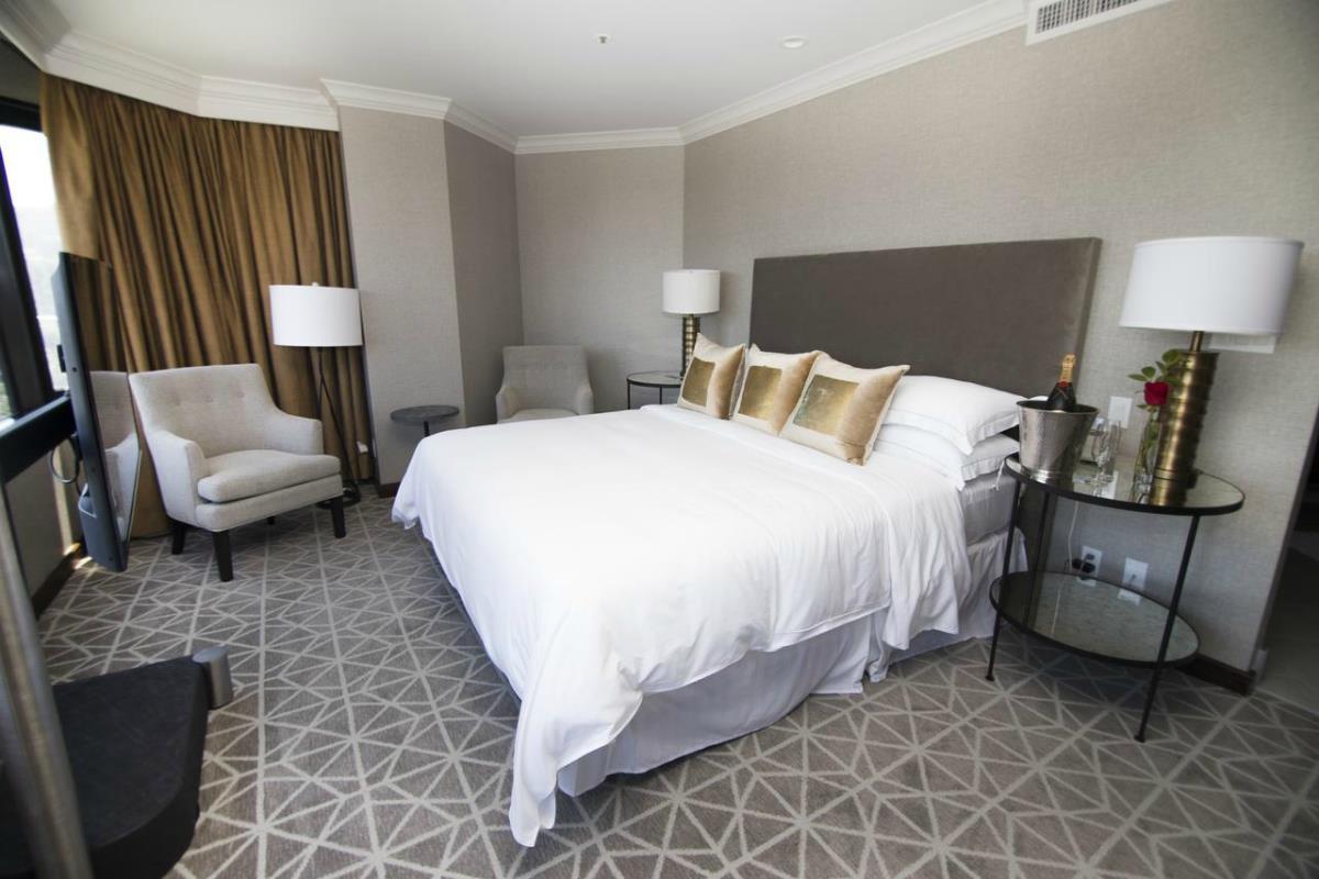 Hilton Los Angeles-Universal City – Apartament Suite 2