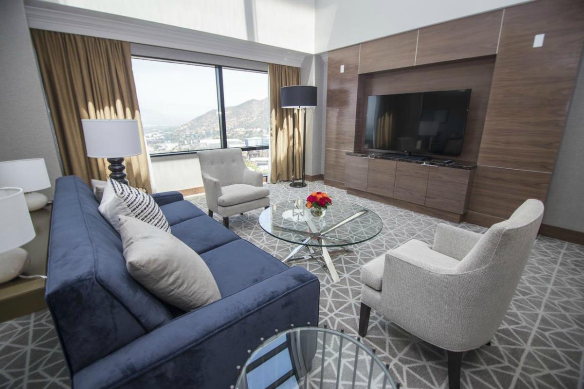 Hilton Los Angeles-Universal City – Apartament Suite