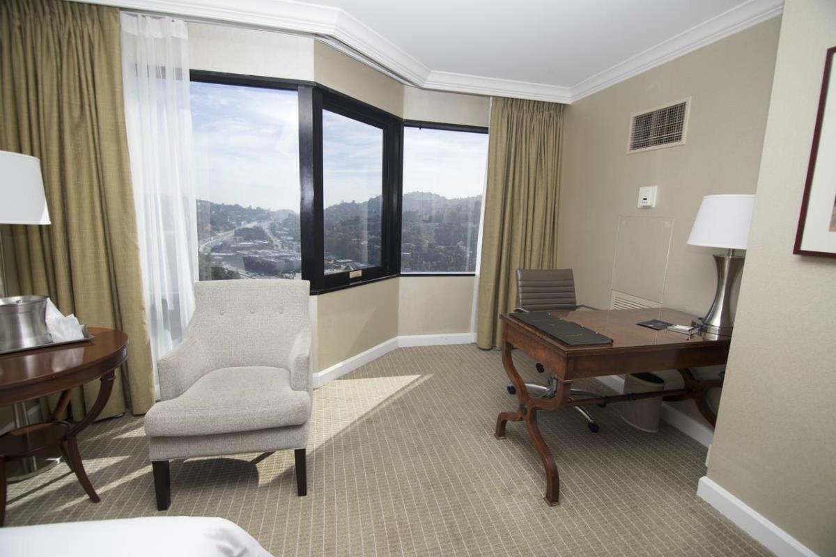 Hilton Los Angeles-Universal City – Pokój Executive