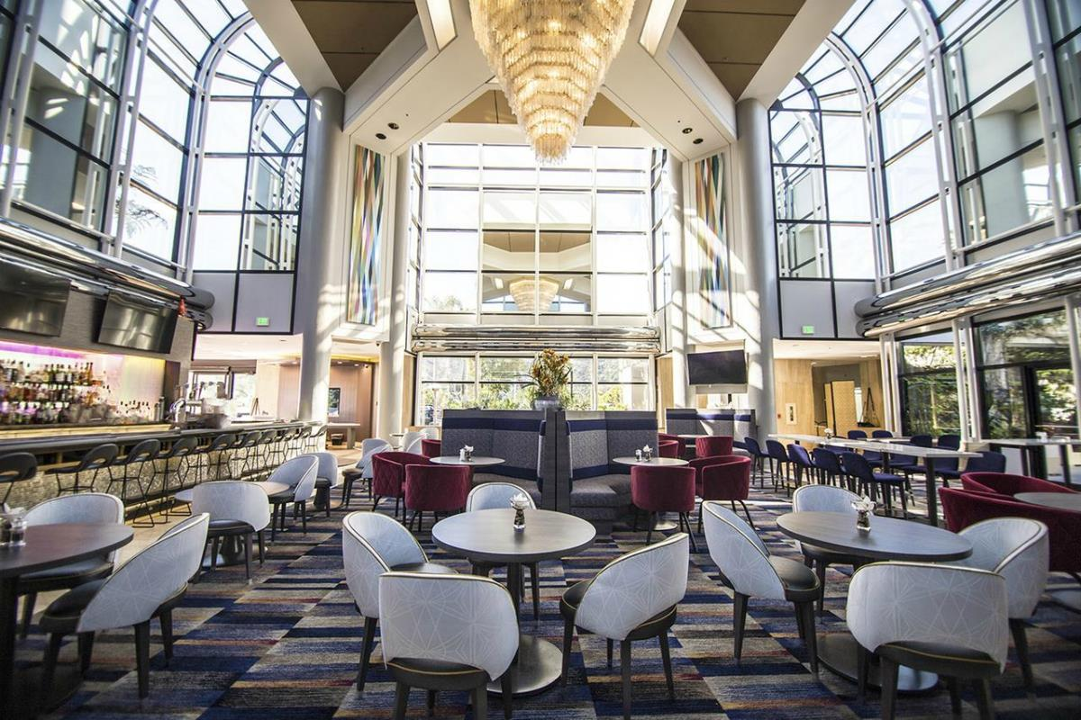 Hilton Los Angeles-Universal City – Restauracja