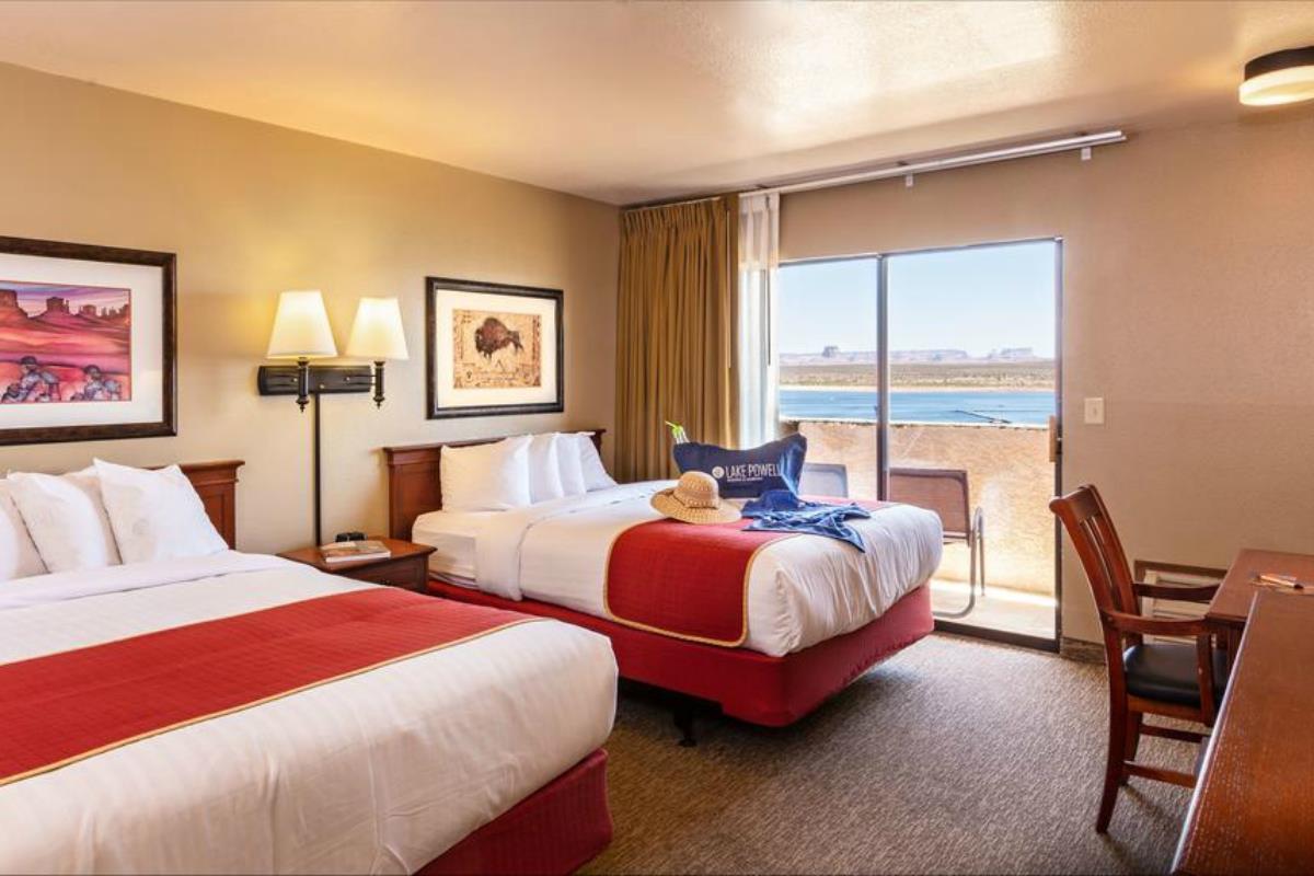 Lake Powell Resort – Pokój z widokiem na przystań