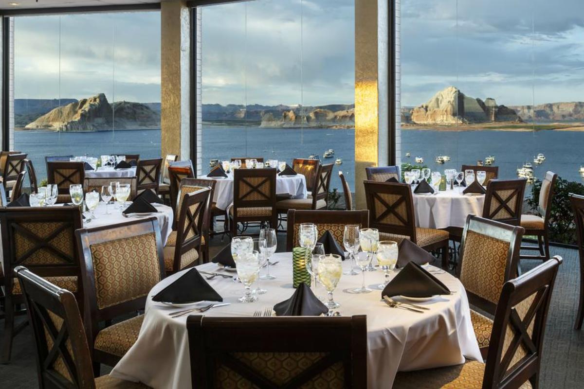 Lake Powell Resort – Restauracja