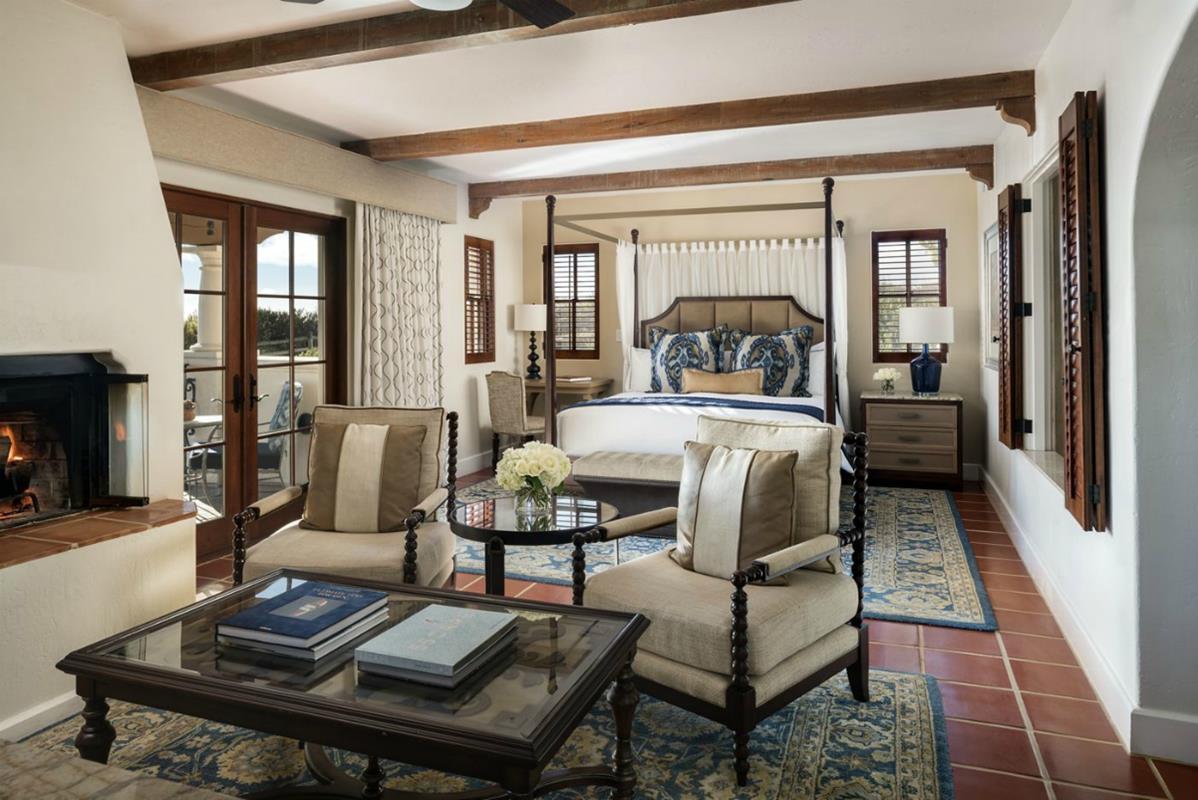 The Ritz Carlton – Suite z jedną sypialnią i widokiem na ogród