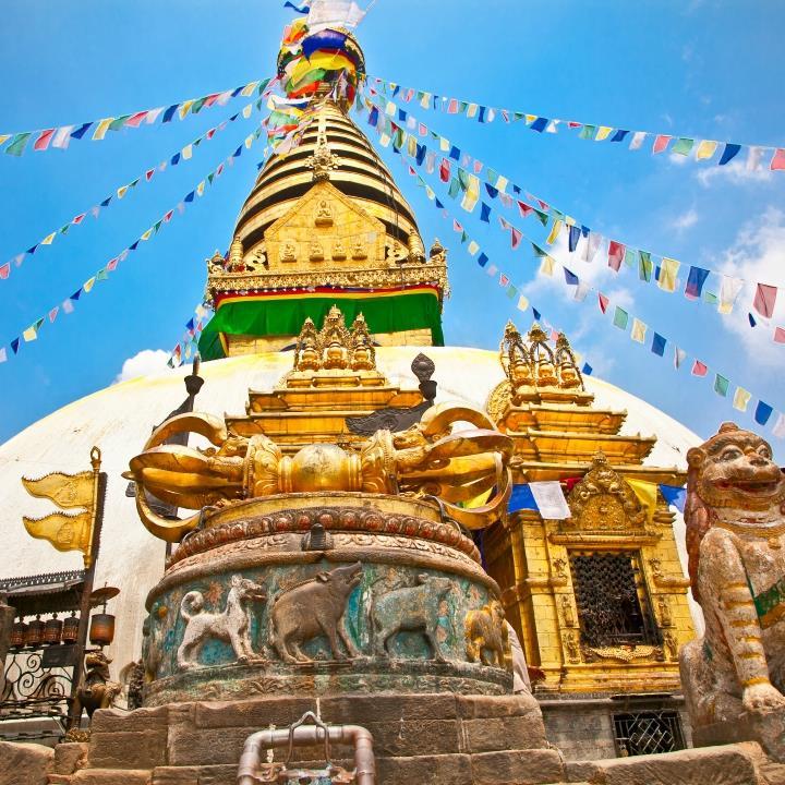 Atrakcje Kathmandu
