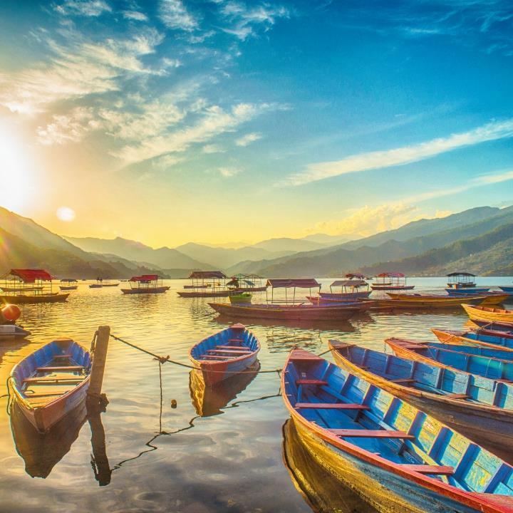 Malownicze Jezioro Phewa