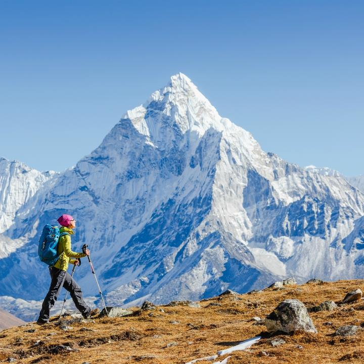 Trekking po Himalajach