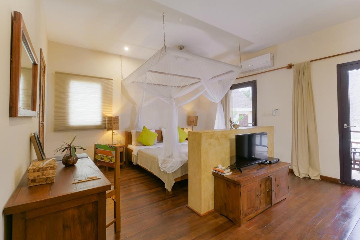 Jambiania Villas – Apartament Kusini