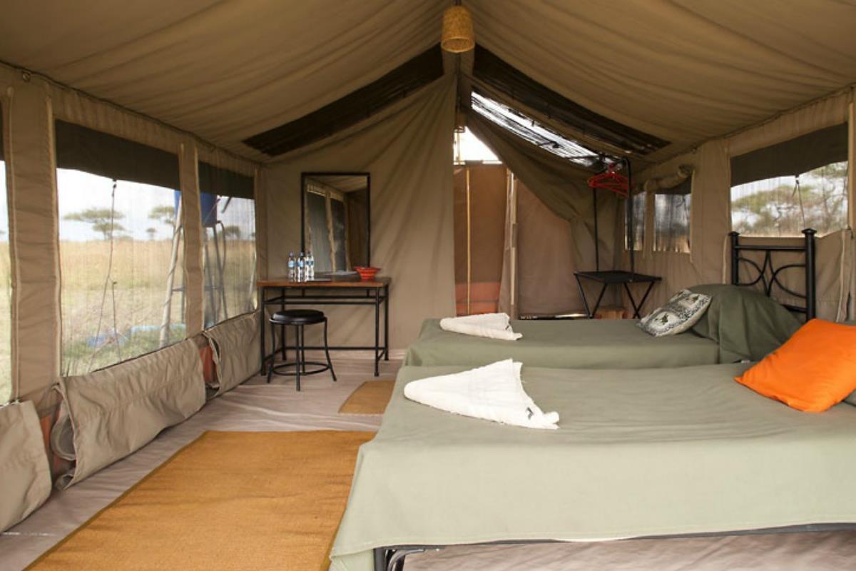 Kati Kati Tented Camp – Namiot