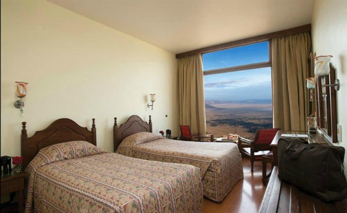 Ngorongoro Wildlife Lodge – Pokój