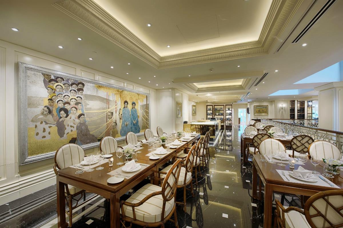 Apricot Hotel – Restauracja L'Artiste