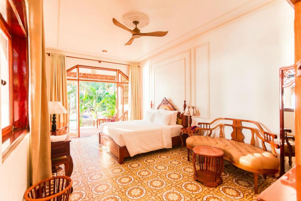 Coco Palm Beach Resort & Spa – Pokój Deluxe z częsciowym widokiem na morze