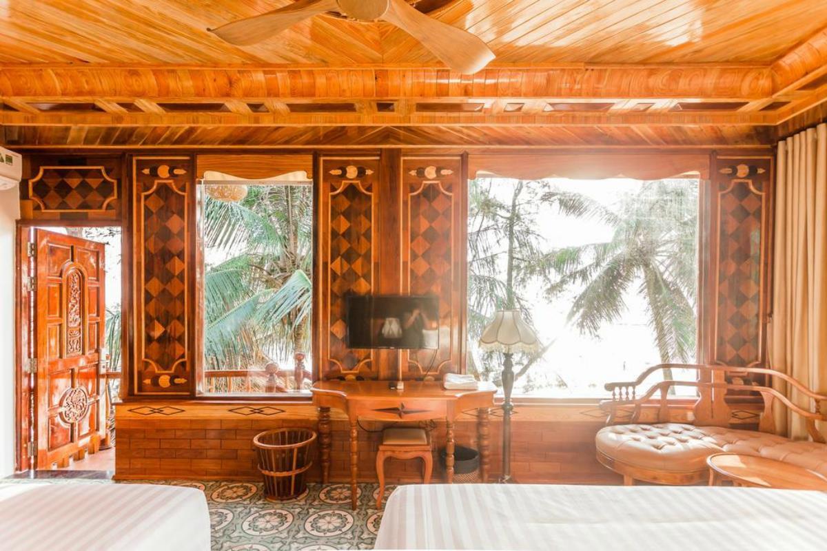Coco Palm Beach Resort & Spa – Pokój Deluxe z widokiem na morze