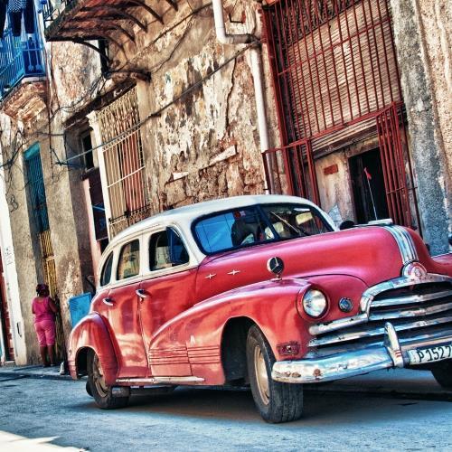 Self-drive po Kubie_miniaturka