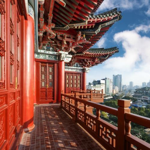 Chiny – w królestwie smoka i feniksa