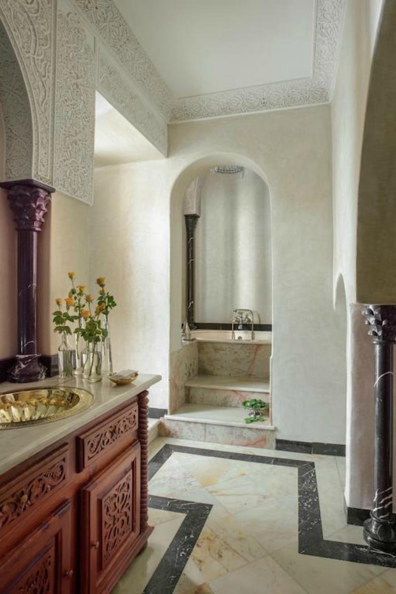 La Sultana Marrakech – Łazienka