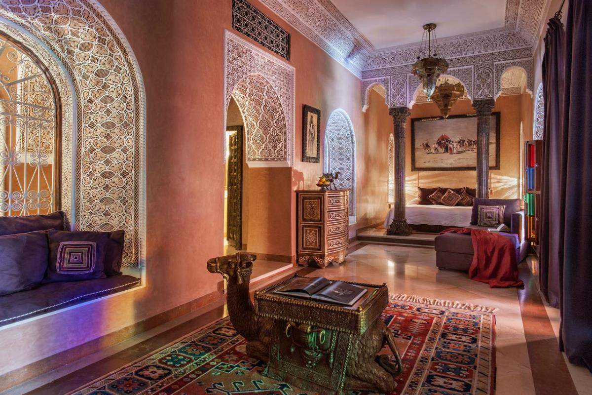 La Sultana Marrakech – Apartament typu Suite