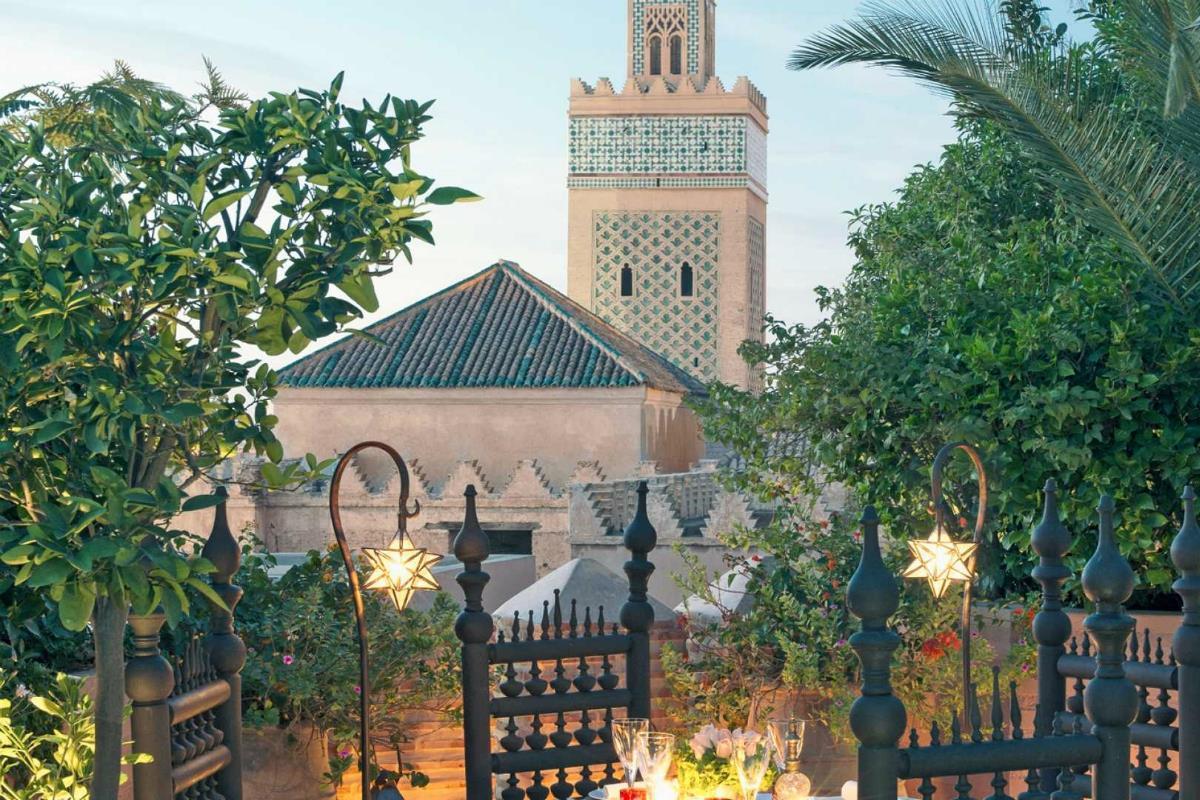 La Sultana Marrakech – Restauracja