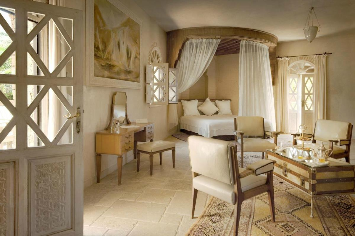 La Sultana Oualidia – Apartament Deluxe Suite