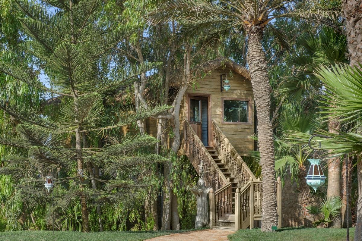 La Sultana Oualidia – Domek na drzewie Executive Suite