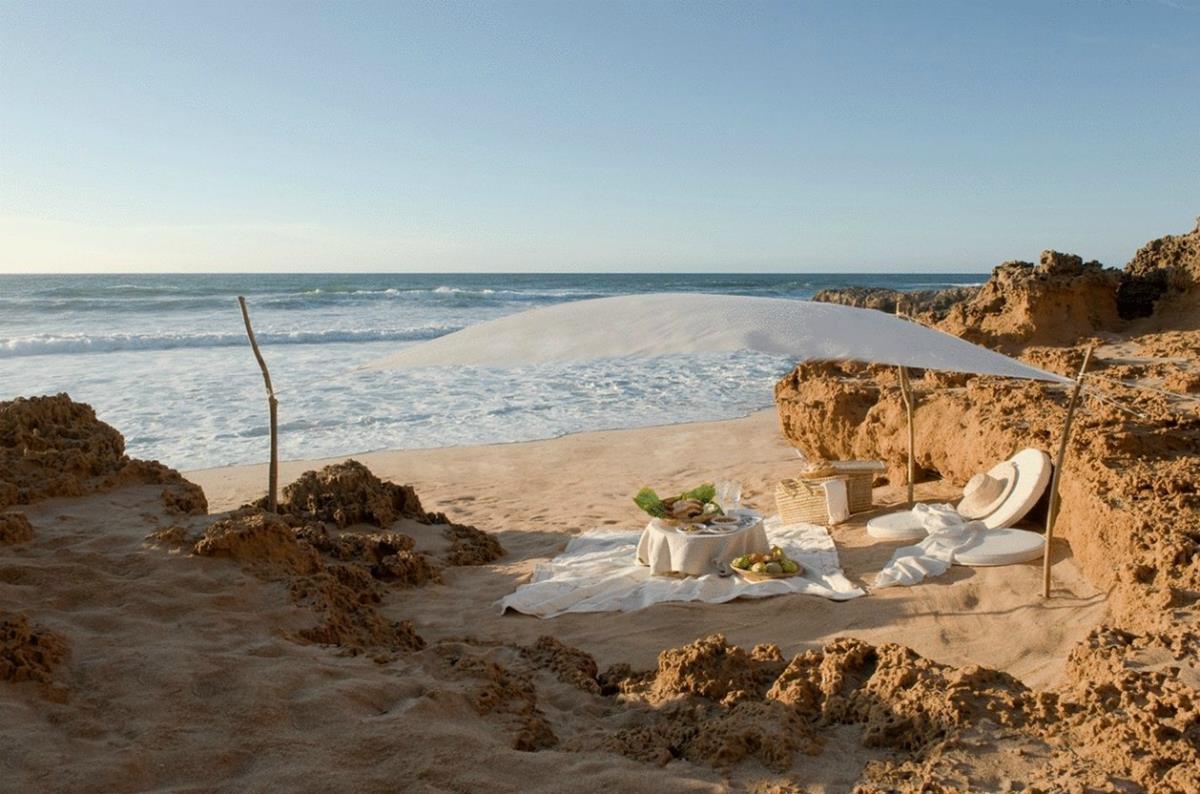 La Sultana Oualidia – Plaża