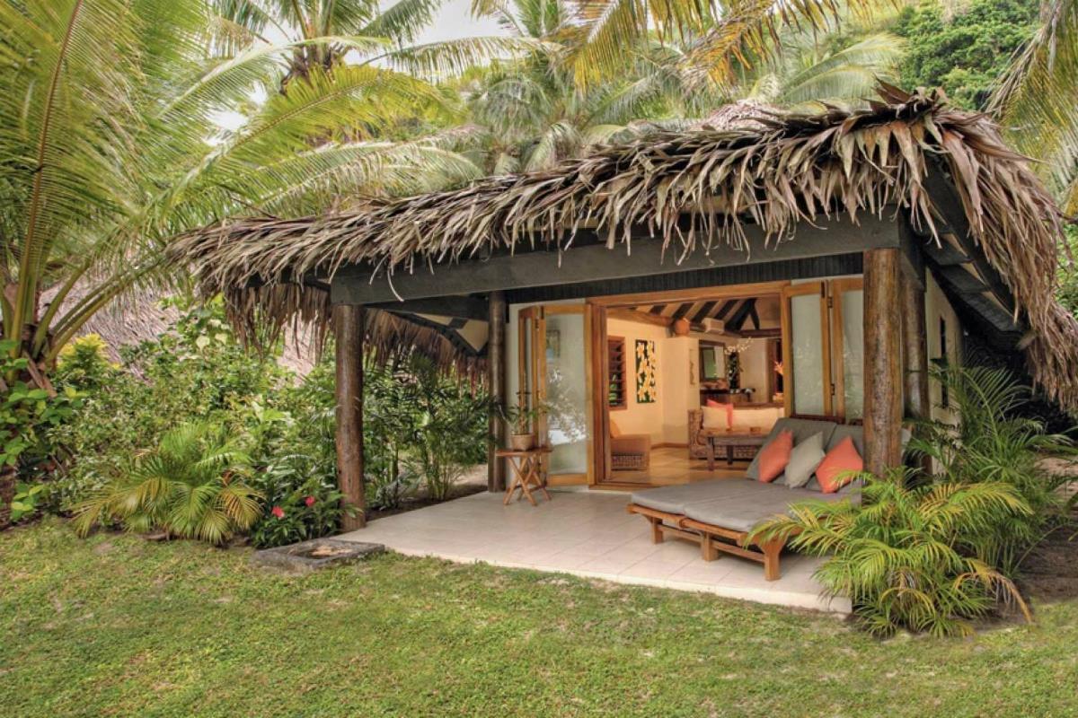 Tokoriki Island Resort – Domek z widokiem na plażę