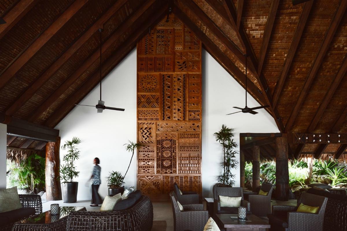 Tokoriki Island Resort – Lobby