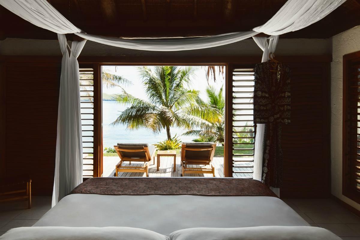Tokoriki Island Resort – Willa przy plaży z basenem