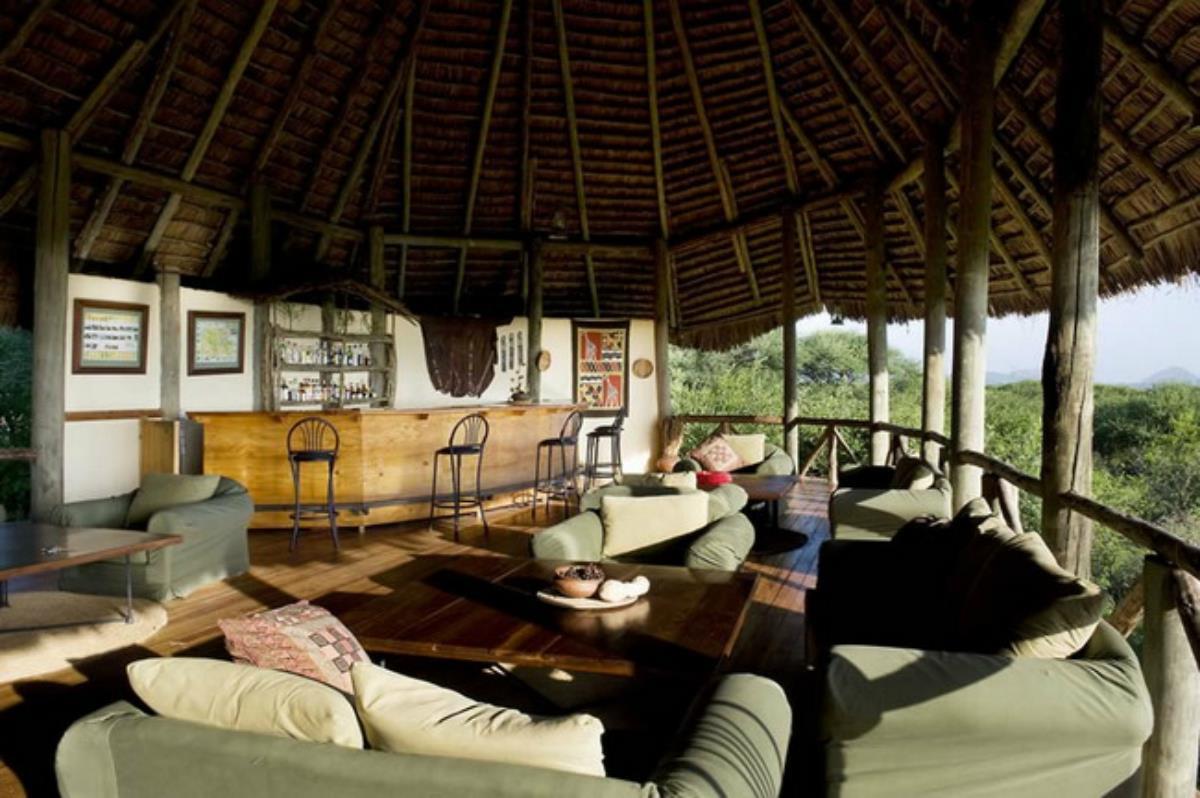 Lake Burunge Tented Lodge