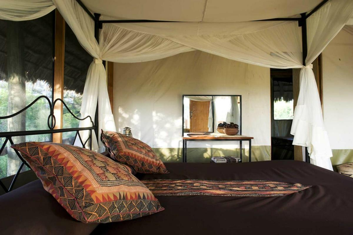 Lake Burunge Tented Lodge – Namiot