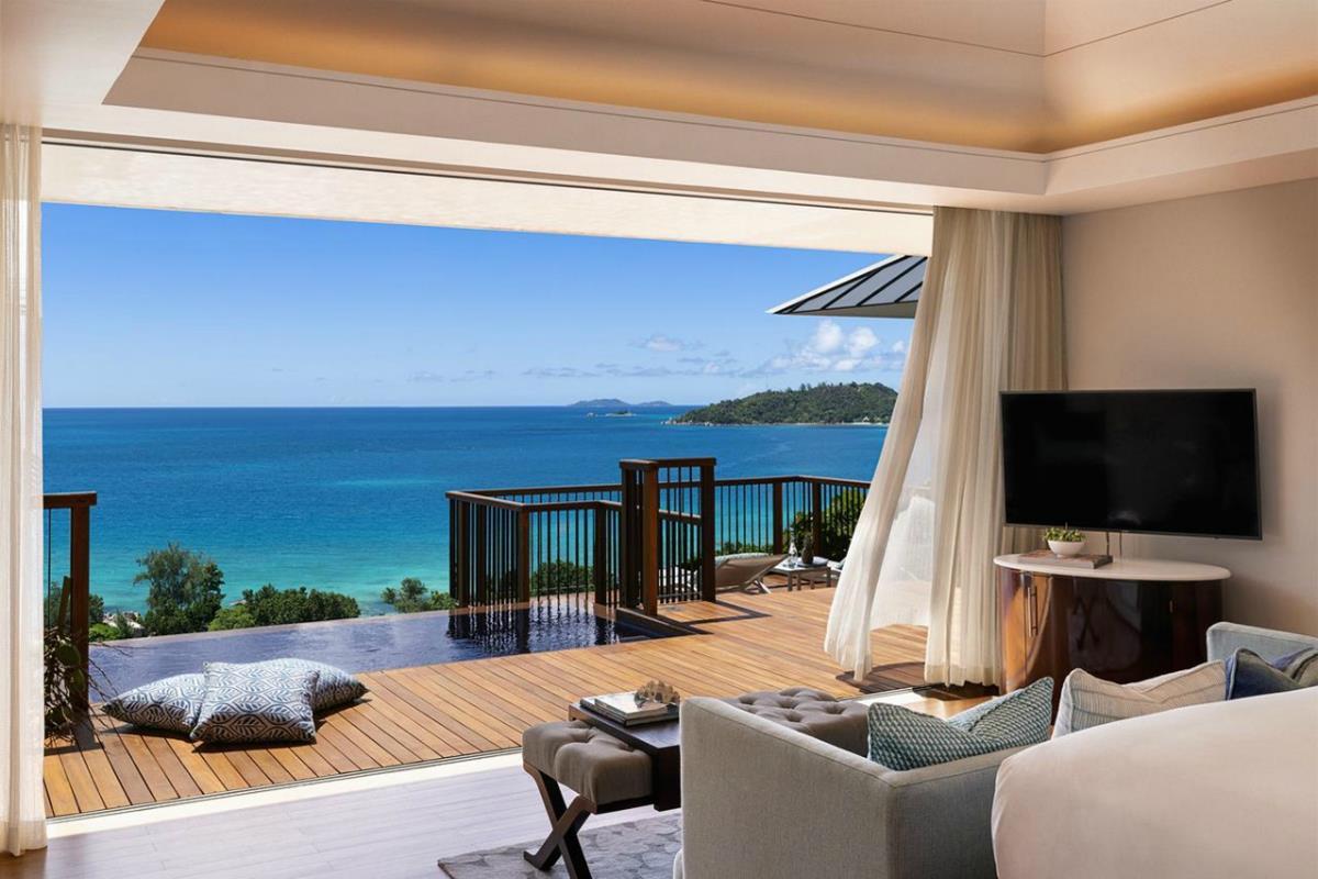 Raffles – Willa z panoramicznym widokiem na ocean