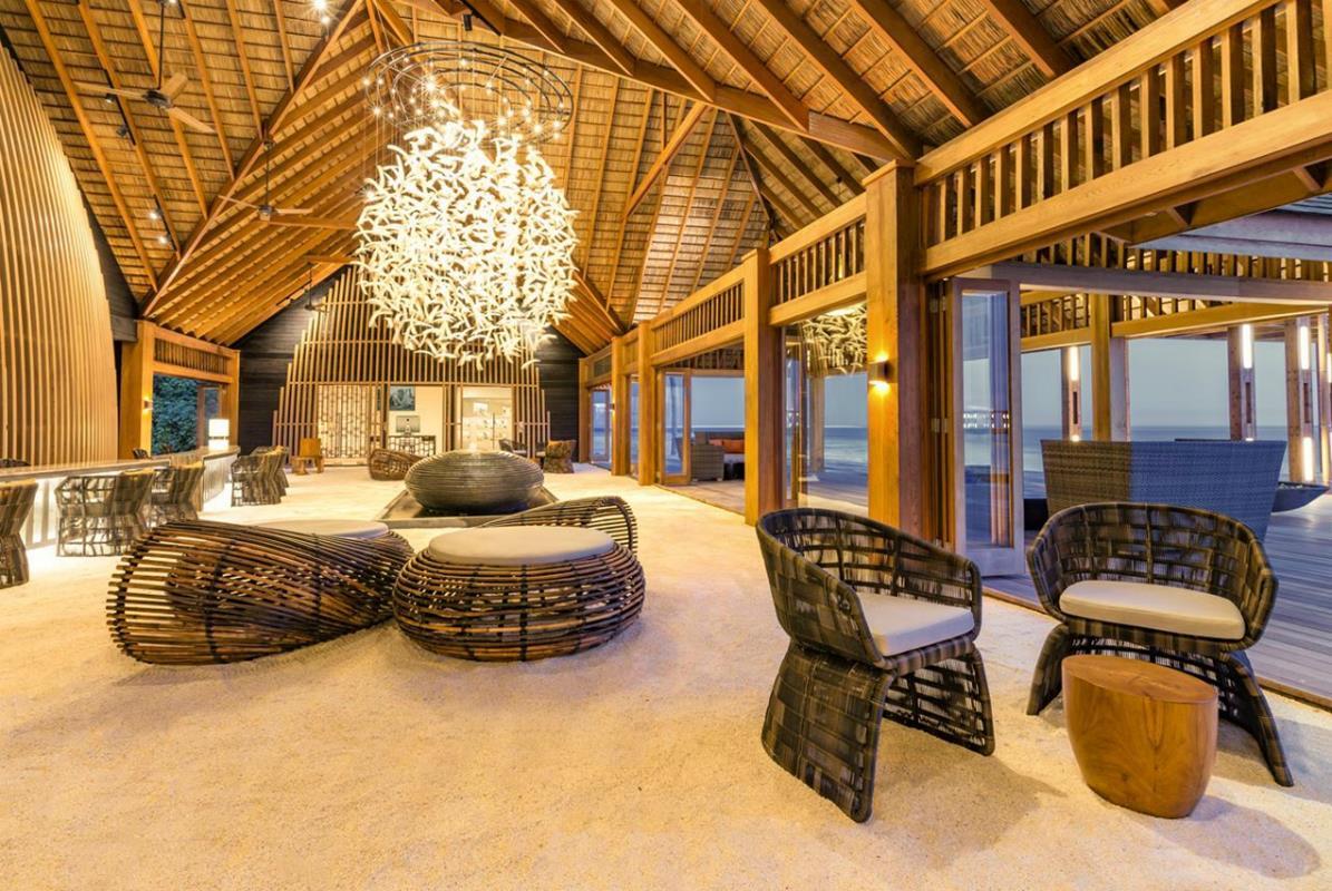 Hurawalhi Island Resort – Lounge