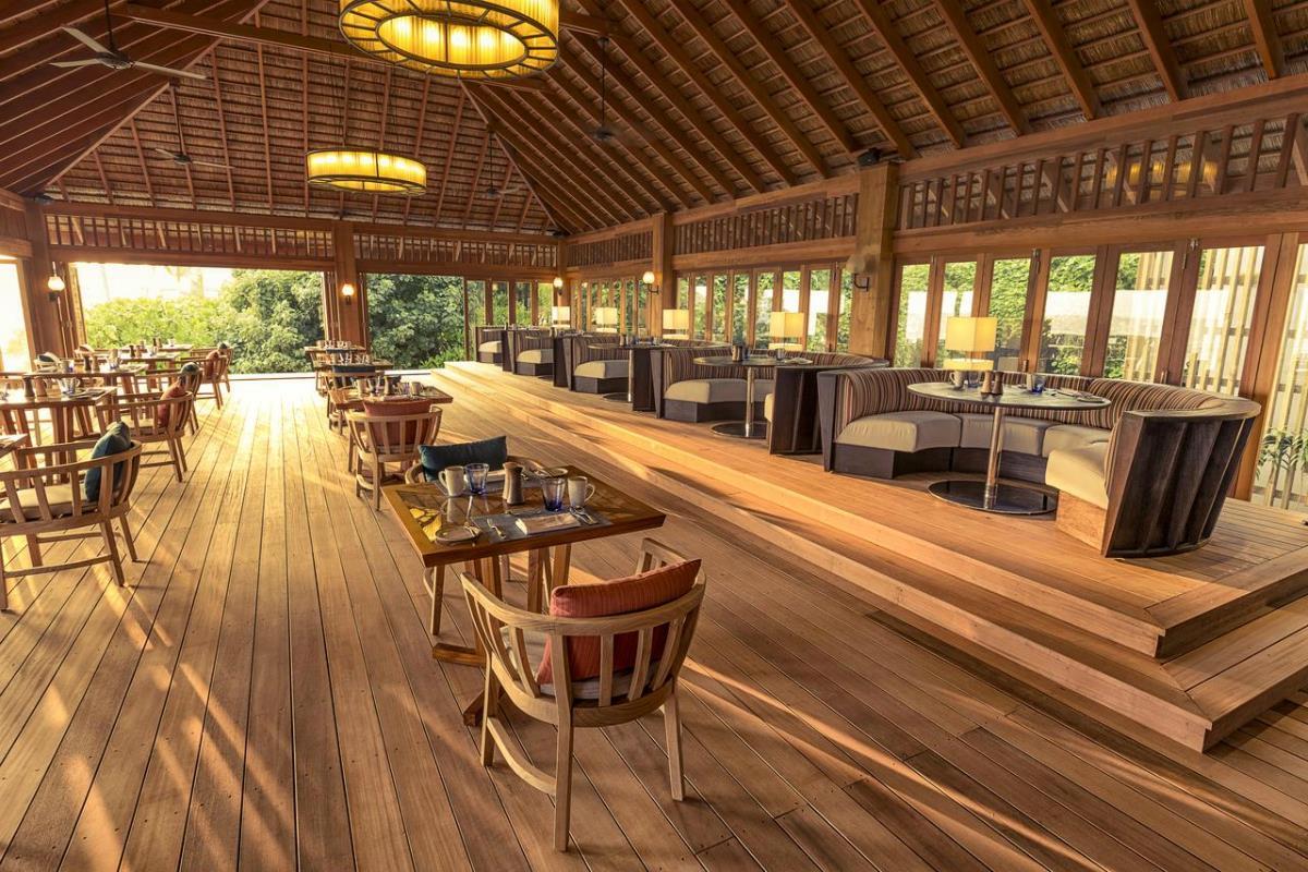 Hurawalhi Island Resort – Restauracja Canneli