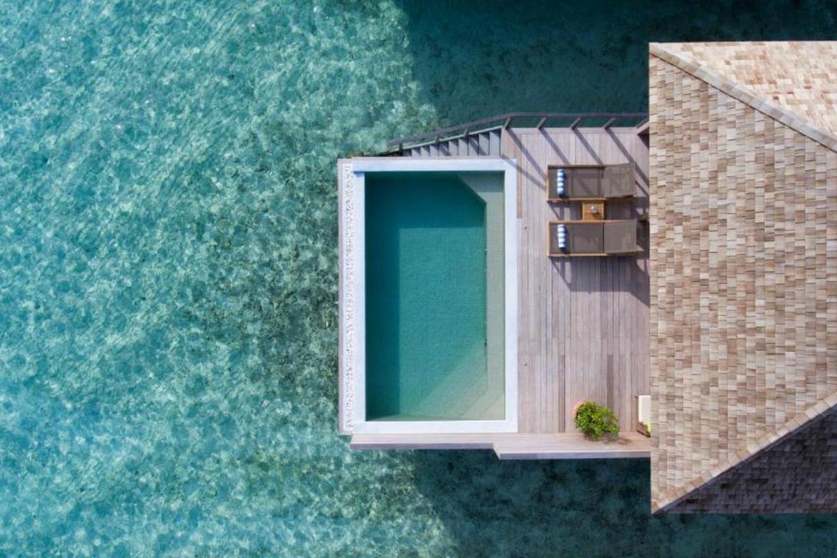 Hurawalhi Island Resort – Willa na wodzie z basenem