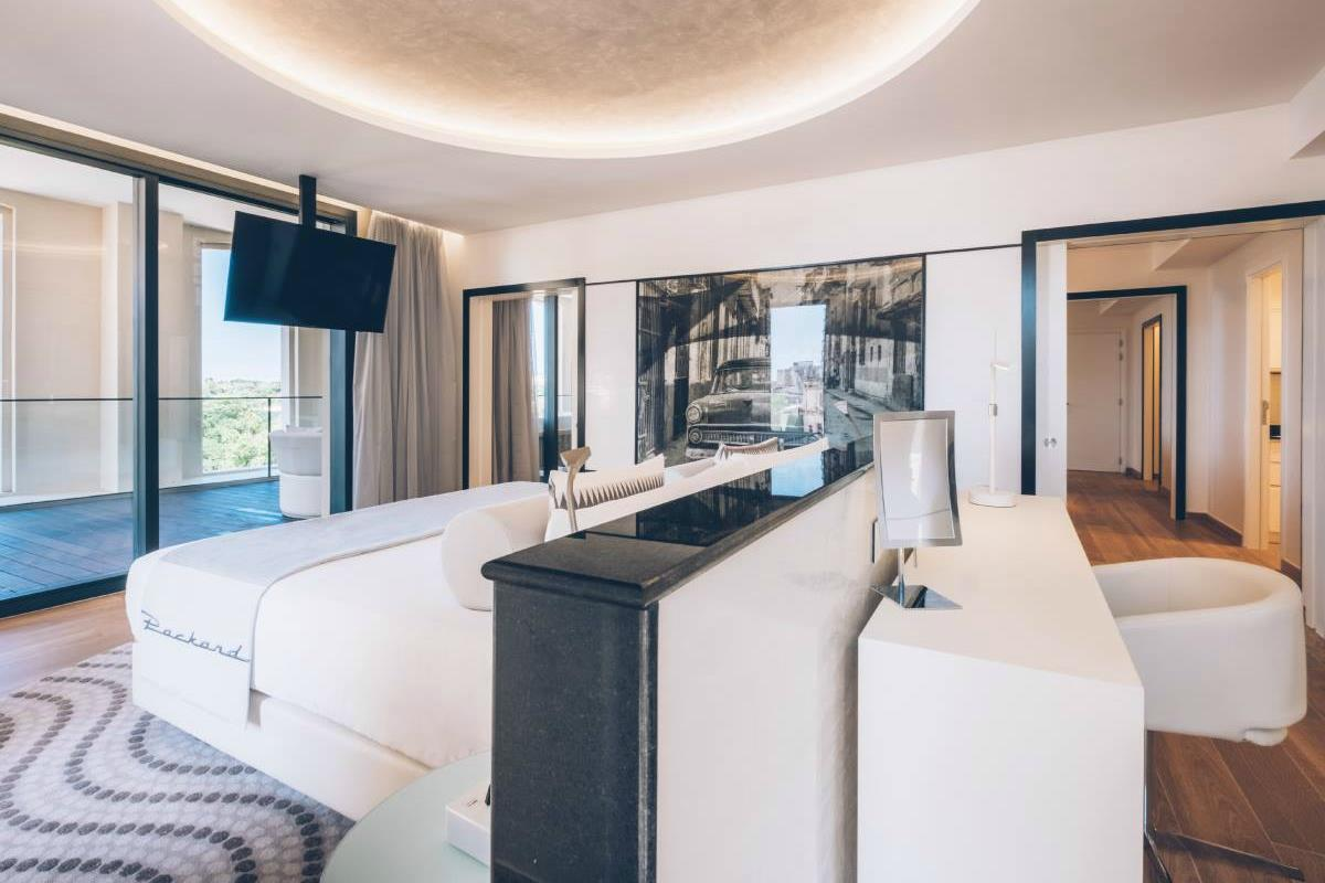 Iberostar Grand Packard – Apartament Suite