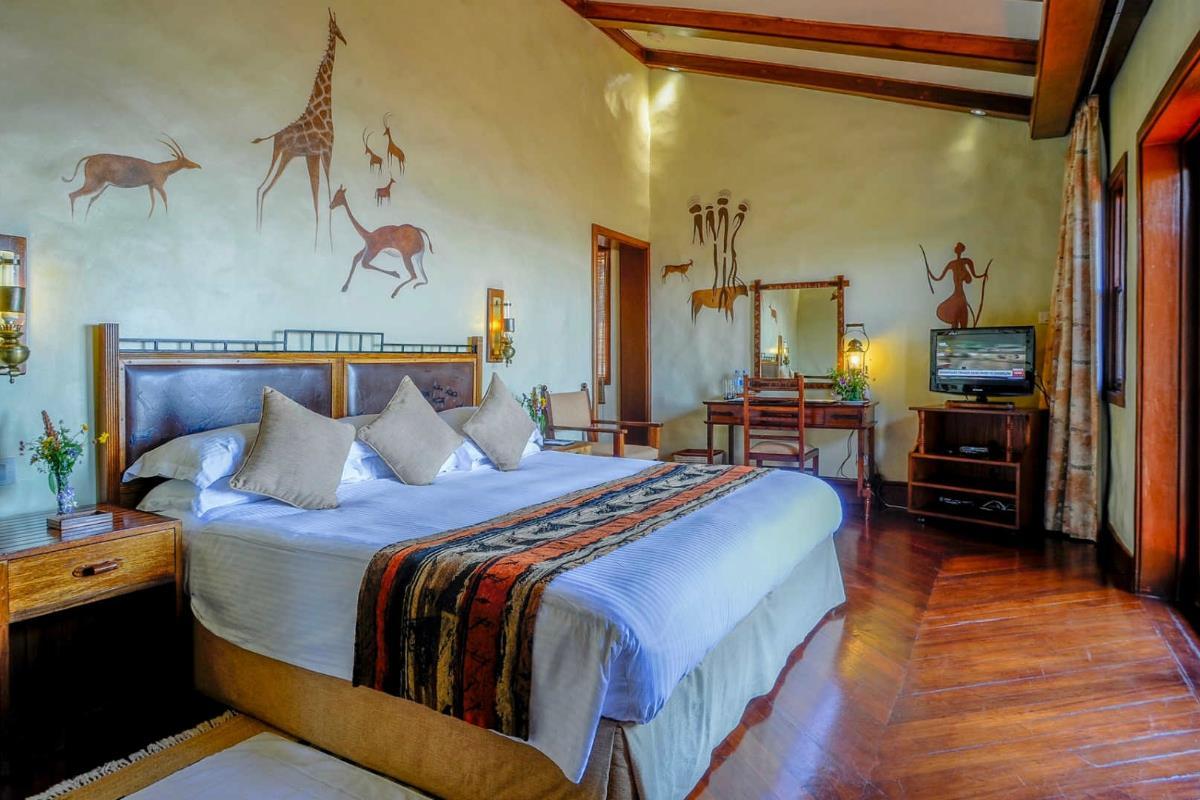 Ngorongoro Serena Safari Lodge – Kimba Suite