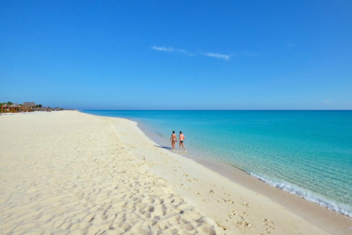 Melia Las Dunas – Plaża