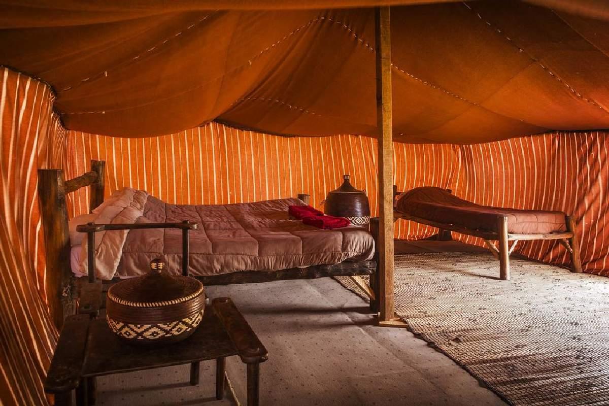 Camp du Desert – Namiot Reve de Nomade
