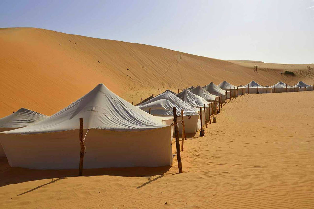 Camp du Desert – Namioty Classic