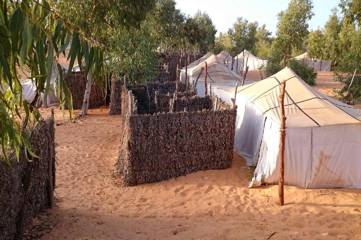 Camp du Desert – Namioty Reve de Nomade