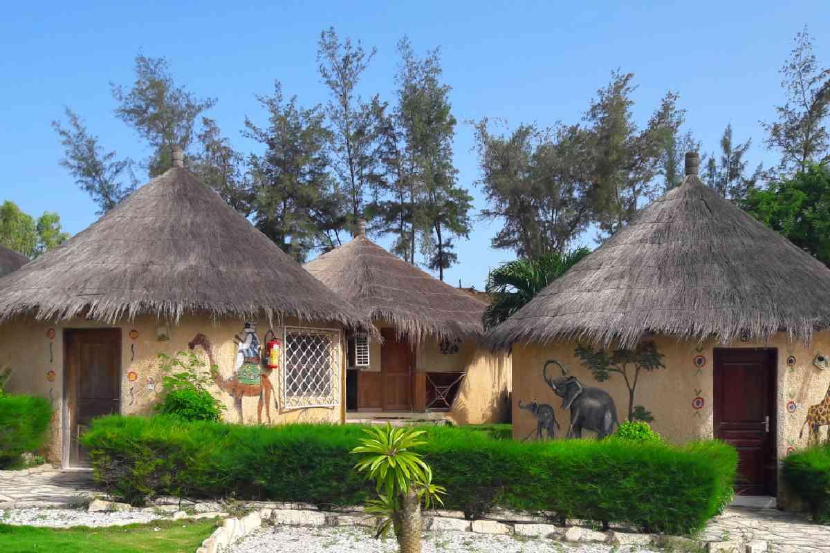 Chez Salim – Domki