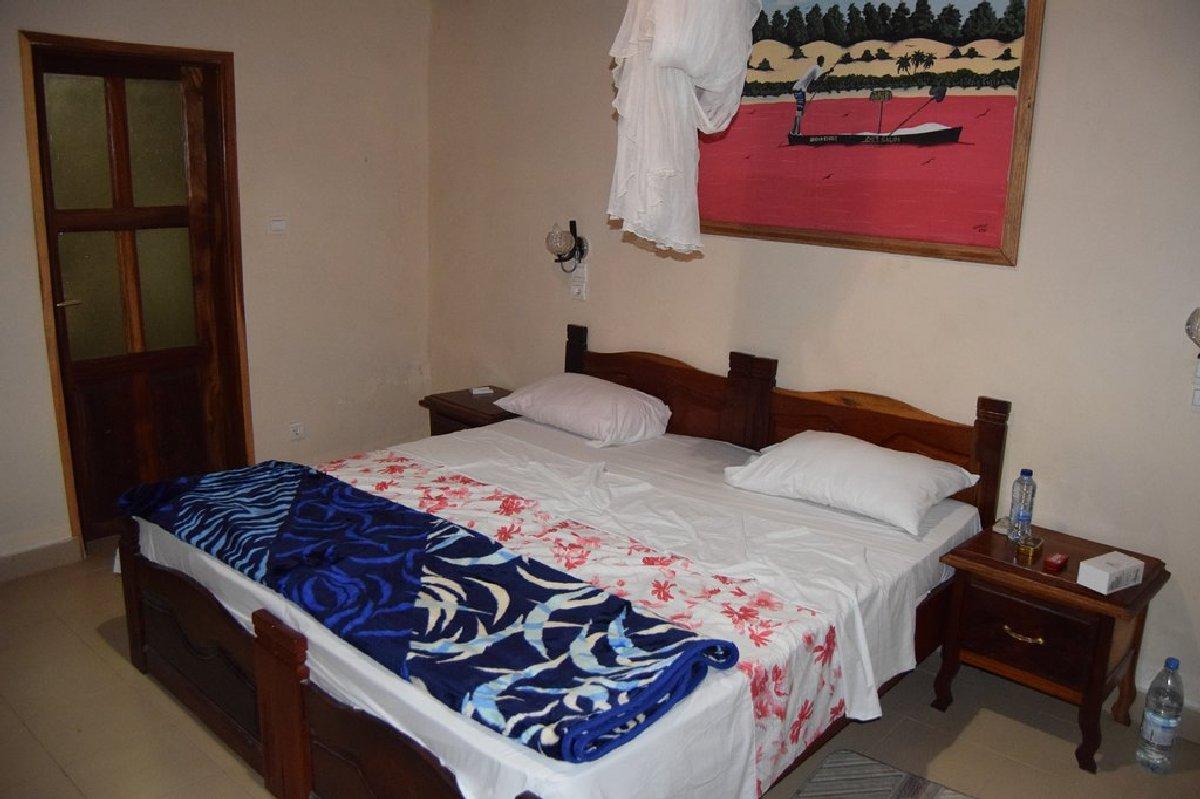 Chez Salim – Pokój