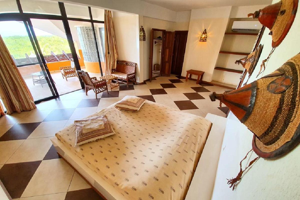 Keur Saloum – Apartament typu Suite
