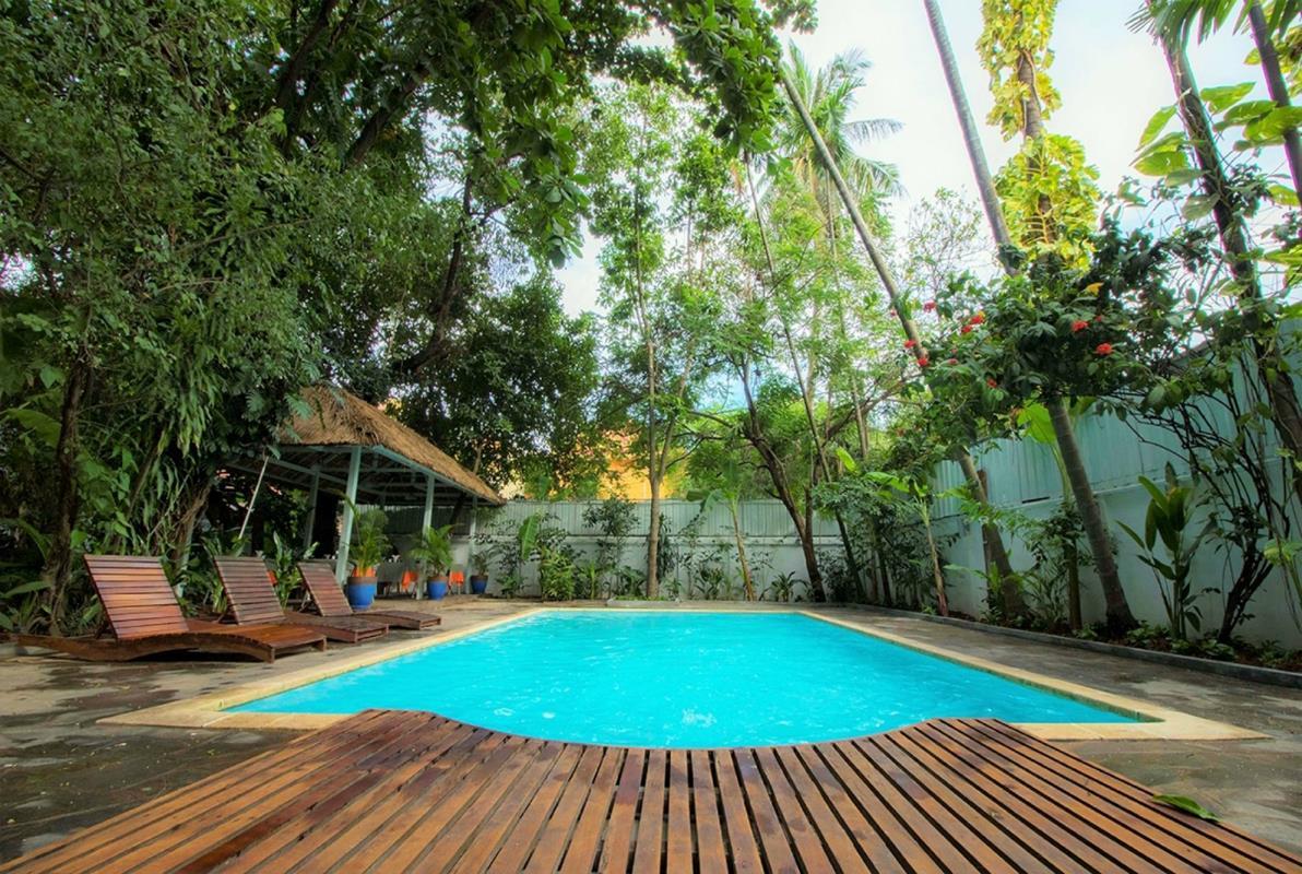 Penh House and Jungle – Basen