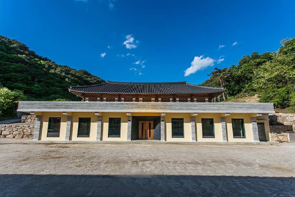 Świątynia buddyjska – Kwatery pielgrzymów